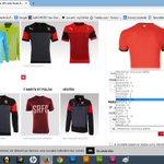 Ah, donc on peut déja avoir son maillot floqué Gourcuff sur la boutique en ligne du club #SRFC http://t.co/kF9qrxtchE