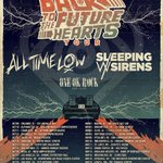 Announcing the #BackToTheFutureHearts Tour w/ @SWStheband! Tickets on sale Friday! Hustler presale tomorrow at noon. http://t.co/O6VPzo0kmP