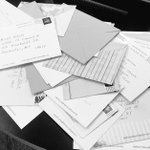 Such thoughtful viewers! Dozens of cards addressed to @scotthetsko. @News_8 http://t.co/k2hgtP44wL
