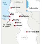 Estos son los 30 candidatos más cuestionados en #Sucre http://t.co/YPVtQnQoer http://t.co/fR5fkNn4oN