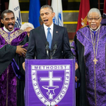 The story behind Pres. Obamas decision to sing Amazing Grace at Charleston funeral: http://t.co/ROnRpxqBdP http://t.co/lIRiWRRdIV