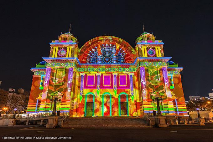 うわあ、あの美しい大阪市中央公会堂が美の欠片もない姿に RT @fashionpressnet: 「大阪・光の饗宴2015」が開催決定!ギネス世界記録、約4kmのイルミネーションが登場 - http://t.co/FI4r4KGGLJ http://t.co/k0dMILdh8m