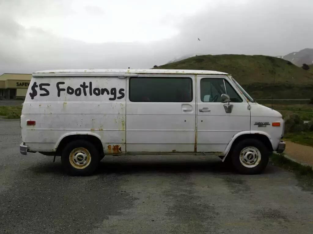 Jared from Subway has a new vehicle... http://t.co/CXf28QraTy