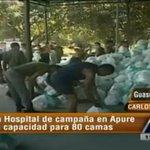 [AHORA] Carlos Rotondaro, Pdte. IVSS ofrece detalles sobre la instalacion de Hospital de campaña en Guasdualito http://t.co/F1VpnjKE90