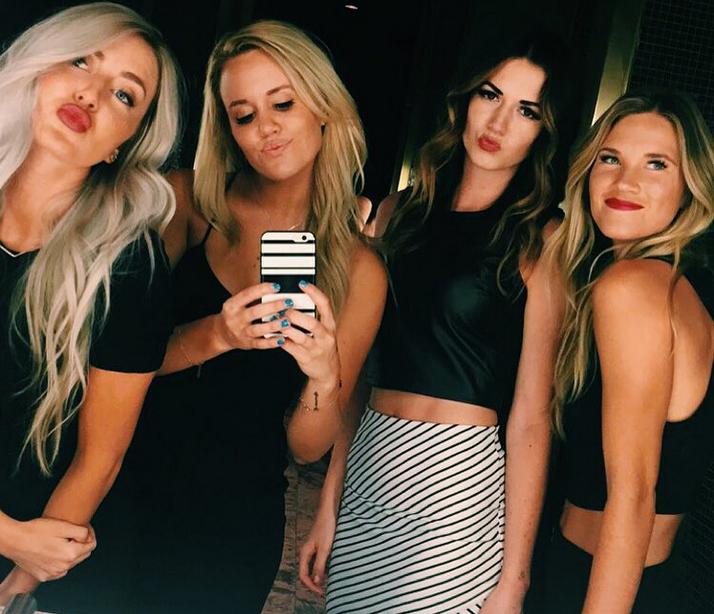 Las vegas hot girl selfie here not