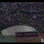 Así está el estadio de la Universidad Católica. Más de 5.000 personas oirán al Santo Padre► http://t.co/Kwl0nqLGr6 http://t.co/qxZ0mVJPlF