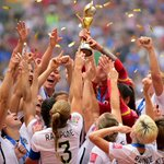 BREAKING: The U.S Womens Soccer team will get their own ticker tape parade in New York http://t.co/hZD26TDutm http://t.co/vKJ9C3PNFB