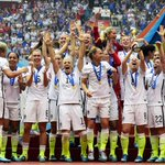 NYC to host ticker-tape parade for @ussoccer_wnt this Friday at 11AM. ???????????? http://t.co/egoaNkO49N http://t.co/T8qdOPHZsq