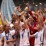 JUST IN: Mayor de Blasio announces NYC will host a ticker-tape parade for @ussoccer_wnt on Friday #USWNTParade http://t.co/T3ToZNtif3