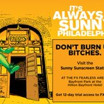 Because Its Always Sunny In San Diego too. #FXSDCC #SDCC http://t.co/1iE4AeuSHx