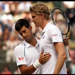 One of the toughest matches Ive played, congrats to @djokernole. Thank you everyone for the support. @Wimbledon http://t.co/DKmcTeF7Vl