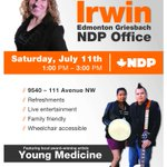 Youre all invited to our office-opening party! https://t.co/pzcSBHAwfU #yeg #Griesbach #NDP #cdnpoli #yegfed #elxn42 http://t.co/5FcOCDVR1n