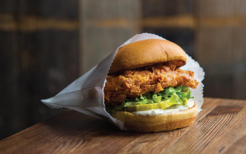 In case you were wondering what @shakeshack's chicken sandwich looks like, it looks like this. http://t.co/YZBK2n7z8q
