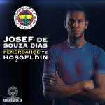 "@Fenerbahce: ""Hoşgeldin Josef De Souza Dias! http://t.co/Bc71mK2LHr"" #1 in #Turkey http://t.co/mv2i9Q65Dw"
