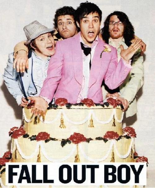 @simplystephk Up Next, @falloutboy To Jump Out Of Your Birthday Cake!