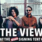 SUNDAY: Meet @viewofficial at the #TITP2015 Scottish Sun Signing Tent! http://t.co/iTGo8WM6wZ #HelloStrathallan http://t.co/DA7AHdpb9t