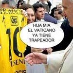 Mientras tanto en la misa del papa #FranciscoenEcuador http://t.co/6Um1WN5rWz