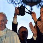 #FranciscoEnEcuador   Papa Francisco y @MashiRafael visitan Catedral de Quito   http://t.co/6i9OIBygWf http://t.co/Wl5VPodWLo