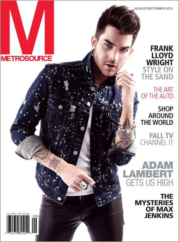 Not that you asked for a hotter summer, but we put @adamlambert on our Aug/Sept cover anyway. It's shipping now! http://t.co/NhaWVPNTKC