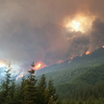 Theres a Warm Blob in the Pacific and Its Partly to Blame for BC Forest Fires: http://t.co/9Z4rUd9N6k http://t.co/TILFqhoNA1