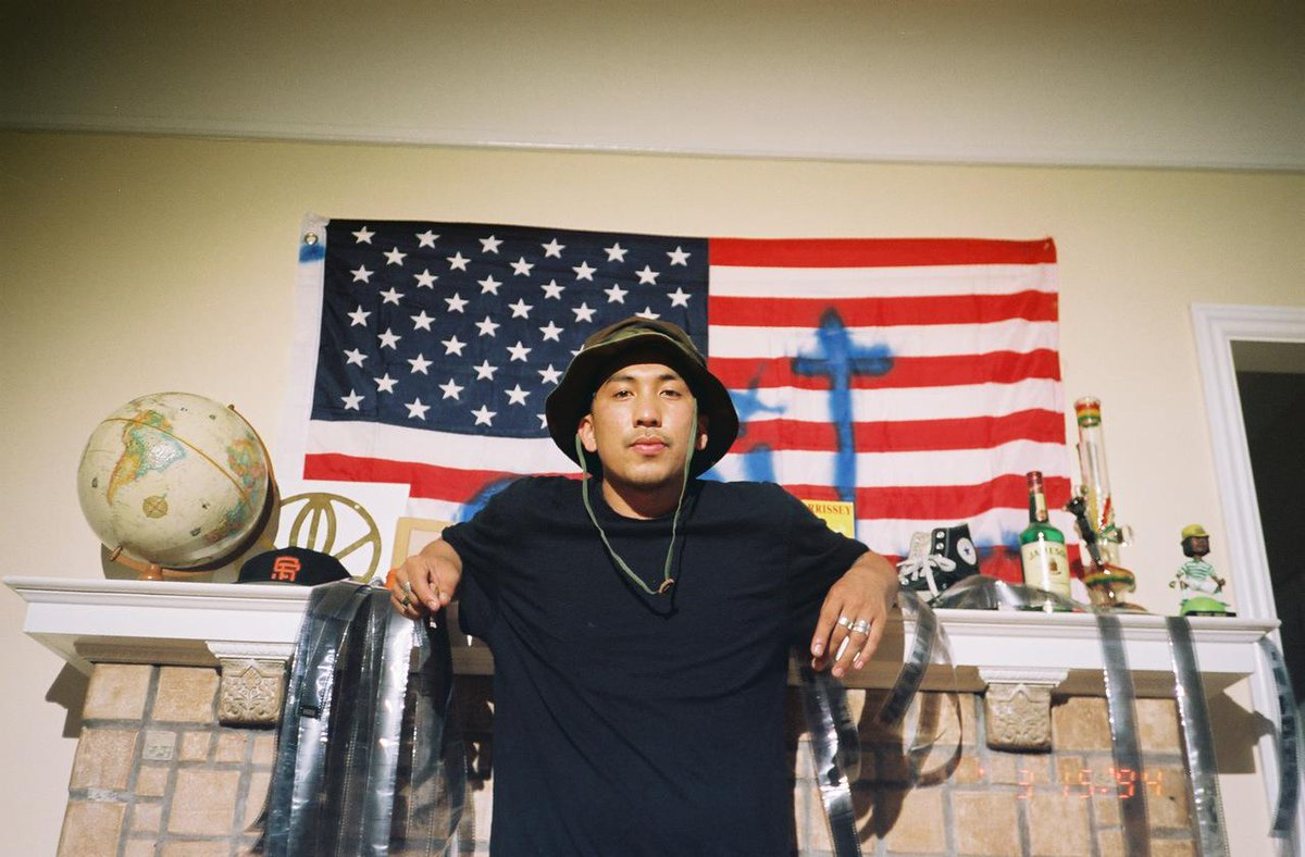 Los Angeles Rapper And Producer @AlexanderSpit Keeps It Weird - http://t.co/uDeQcmVZjH http://t.co/LS7aqZan9h