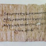 Ancient Egyptian papyri rediscovered in UBC library http://t.co/XuMHObRirV http://t.co/tFBfLildmy