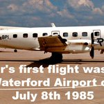 Happy Birthday @Ryanair 30 years! and it all started here in Waterford! #LoveWaterford http://t.co/YeOXP9TqLc