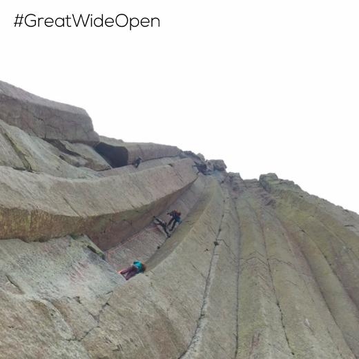 #GreatWideOpen http://t.co/v3ZTkWExs5