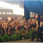 The #TuiaTeAko2015 põwhiri at Lincoln University is underway. http://t.co/bJ0E5XKOg3