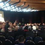 Ngāi Te Ruahikihiki/Ngāti Moki & manuhiri, including Professor Pedro Noguera-New York University, at #TuiaTeAko2015 http://t.co/5woM7dr5MD