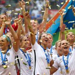 The World Cup-winning U.S. Womens Soccer Team could get a parade down the Canyon of Heroes: http://t.co/ODVykOt3G3 http://t.co/P00y3zmzpj