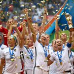 NYC to hold ticker-tape parade for #USWNT Womens World Cup champs http://t.co/iHct0HpwEq http://t.co/wYXWmZ1gMt