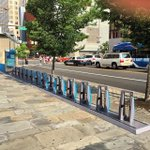 This is what we like 2 see #Philly!!!#emptycorrals #everyoneriding #Healthy #ActiveCommuting @rideindego #visitphil… http://t.co/YlJADClVuV