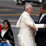 .@Pontifex_es se pronunció en #Ecuador a favor de la inclusión http://t.co/QXtufI3yWa #FranciscoenEC http://t.co/OmOb4metLs