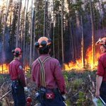 Thank you to the women & men fighting wildfires across BC. #BCheroes #wildfiresBC @bcgovfireinfo http://t.co/sU7mHgSALQ