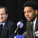 Today, we inked @JahlilOkafor to his first NBA contract. ???? http://t.co/0dQ3AqUyVW http://t.co/cKRhpMFyUb