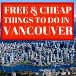 Here are 21 free and cheap things to do in #Vancouver! http://t.co/hP815oNyKi http://t.co/NcUMIVsBpw