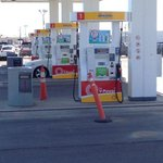 Several Edmonton Shell stations run dry at the pump http://t.co/XlYQrWgzTb #yeg http://t.co/XeijLjsJRZ