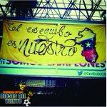 #ElEsequiboEsNuestro ¡Vamos Venezuela! Fútbol como expresión de los pueblos. ¡Vamos Falconianos! @Bicentenaria947 http://t.co/qvIfmRGjCE