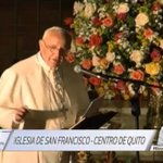 #EcuadorTeAbraza   El diálogo es necesario para buscar la verdad, que no debe ser impuesta, @Pontifex_es. http://t.co/Zr6wPOsnJN