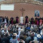 """Jesús no buscaba doctorear"" http://t.co/eqPh7r9oqH #PapaFranciscoEnEcuador http://t.co/iJX5AGIJVz"