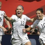 Lauren Holiday is going out a winner, announcing her retirement from #USWNT http://t.co/CupceXEYz6 http://t.co/6Jeh4tOqeU