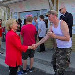 "Hillary Clinton Deletes Photo Of Her And Man With ""White"" Tattoo http://t.co/WK3Df2ujR0 http://t.co/qeWVN8poep"
