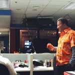 Its only Tuesday and @JamiefromABC2 is already sporting an @Orioles Hawaiian shirt scheduled for Sundays giveaway. http://t.co/8HR3hD52E7