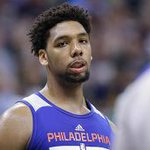 #sixers sign Jahlil Okafor. 2 year deal $3.8 million and 3.99 mill. @FOX29philly team options for 3rd and 4th year http://t.co/KaQwDSQJvp