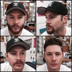 """@JensenAckles: The transformation is complete.  Season 11 has officially begun.  #SPN11 http://t.co/rKK4BzWEpm""😻😻"