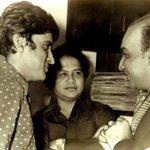 With Laxmikantji and Yash Chopraji http://t.co/HAisoslxA8