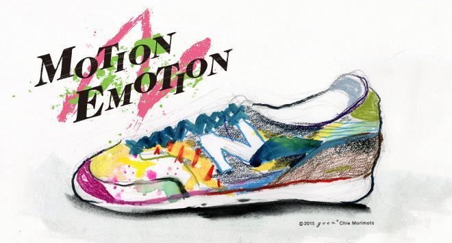 【数量限定】 アートディレクター森本千絵さんとコラボレーションした、新しいコレクション「MOTION EMOTION」が登場! → http://t.co/KL081AJGcC アーティスティックで個性的な「620」がお目見えです。 http://t.co/cgpj2bBw4g