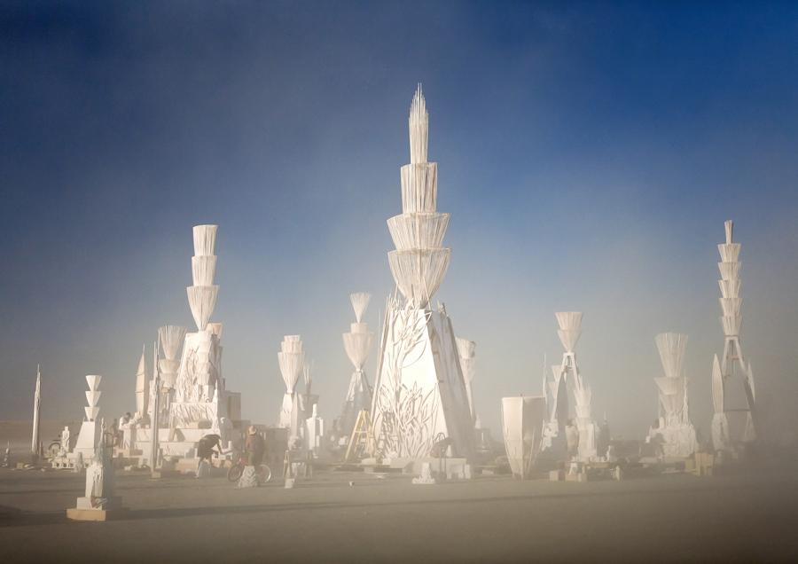 15 Years of Burning Man Temples and the Story of David Best - http://t.co/qfyhWgWvlf #inspiring #art http://t.co/2cGawgpixf