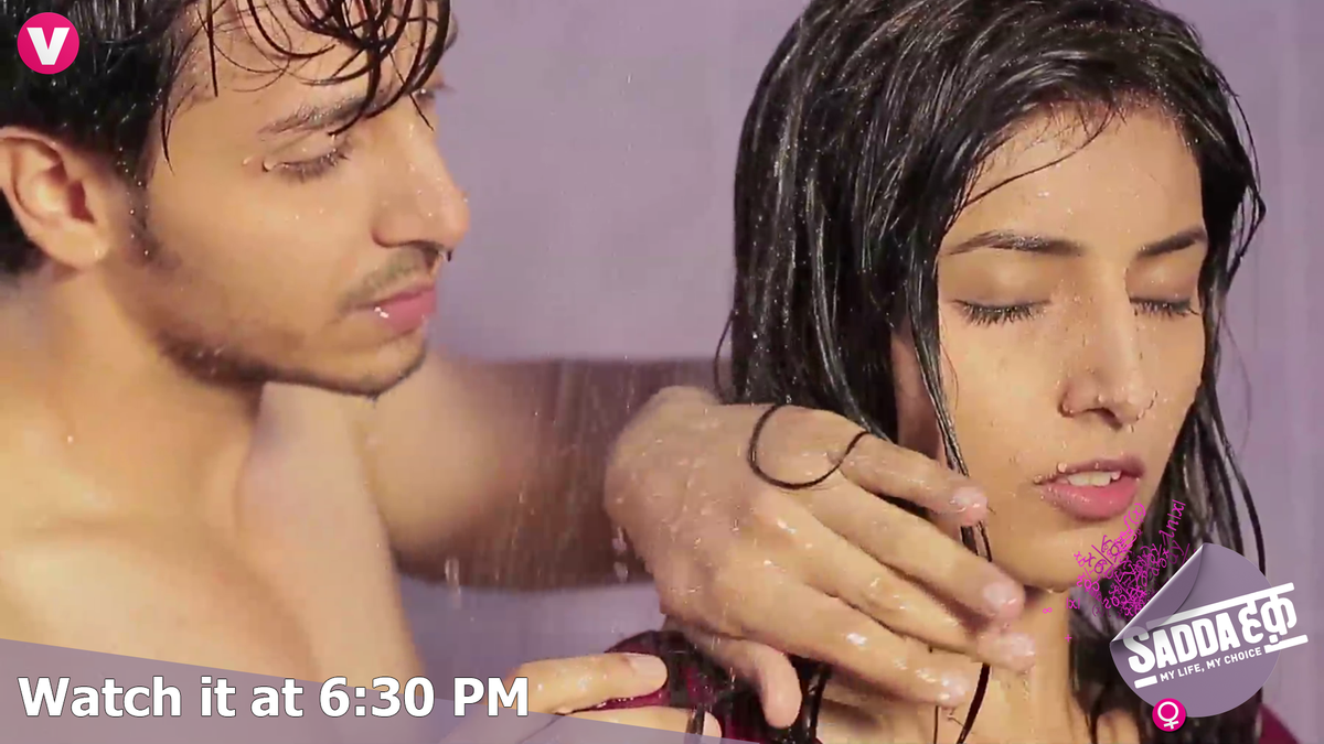 A special #SanDhir moment is coming soon on #SaddaHaq! 500 Retweets to know when will this scene air! http://t.co/ohfjHv27hS